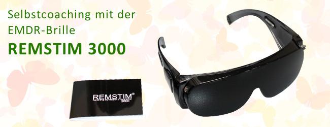 Selbstcoaching mit EMDR: REMSTIM 3000 EMDR-Brille